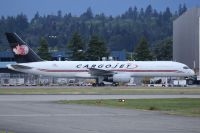 Photo: Cargojet Airways, Boeing 757-200, C-FKCJ