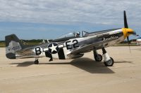 Photo: Untitled, North American P-51 Mustang, NL5500S (414320