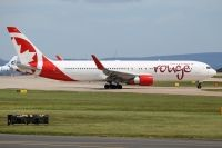 Photo: Air Canada Rouge, Boeing 767-300, C-FMWY