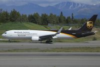 Photo: United Parcel Service - UPS, Boeing 767-300, N349UP