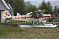 Photo: Untitled, Piper PA-18 Super Cub, N2592P
