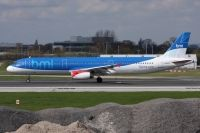Photo: BMI British Midland, Airbus A321, G-MEDG
