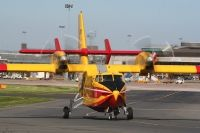 Photo: Securite Civile, Canadair CL-415, C-FLFW