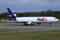 Photo: Federal Express / FedEx Express, McDonnell Douglas MD-11, N631FE