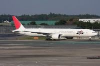 Photo: Japan Airlines - JAL, Boeing 777-300, JA733J