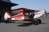 Photo: Untitled, Piper PA-12 Super Cruiser, N78481