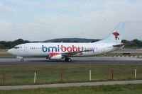 Photo: Bmibaby, Boeing 737-300, G-OGBD