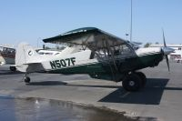 Photo: Untitled, Aviat S-1, N507F