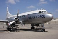 Photo: United States Air Force, Convair C-131F, N131CW
