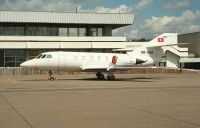 Photo: Untitled, Dassault Mystere 200, HB-VNG