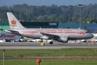 Photo: Air Canada, Airbus A319, C-FZUH