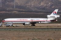 Photo: China Cargo Airlines, McDonnell Douglas MD-11, B-2179