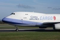 Photo: China Airlines Cargo, Boeing 747-400, B-18716