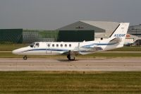 Photo: Untitled, Cessna Citation, N58HK
