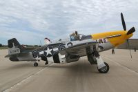 Photo: Untitled, North American P-51 Mustang, NL151MC