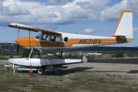 Photo: Untitled, Helio Courier, N6319V