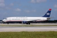 Photo: US Airways, Boeing 737-400, N435US