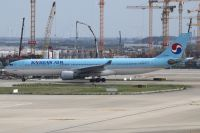 Photo: Korean Air Lines, Airbus A330-300, HL7554