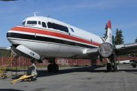 Photo: Untitled, Douglas DC-6, C-GIBS