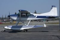 Photo: Untitled, Cessna 185 Skywagon, N8373Q