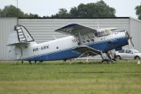Photo: Mercy Airlift, Antonov An-2, HR-ARK