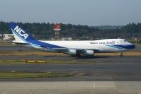 Photo: Nippon Cargo Airlines - NCA, Boeing 747-400, JA06KZ