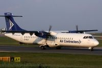 Photo: Air Contractors, ATR ATR 72, EI-SLG