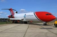 Photo: Oil Spill Responce, Boeing 727-200, G-OSRB
