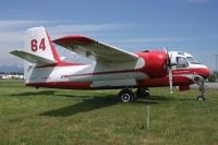 Photo: Conair, Grumman S-2A Tracker, C-FOPU