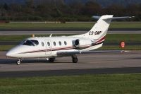 Photo: NetJets, Beech Beechjet, CS-DMP