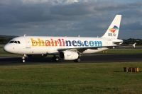 Photo: BH Airlines, Airbus A320, LZ-BHG