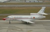 Photo: Spanish Air Force, Dassault Falcon 900, 45-40