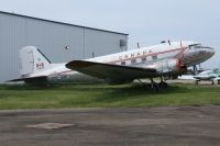 Photo: Royal Canadian Air Force, Douglas C-47, C-FROD