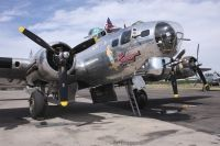 Photo: Commemorative Air Force, Boeing B-17 Flying Fortress, N9323Z
