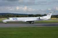 Photo: BMI Regional, Embraer EMB-145, G-EMBI