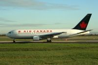 Photo: Air Canada, Boeing 767-200, C-GDSU