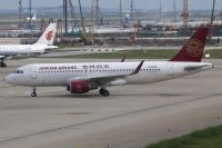 Photo: Juneyao Airlines, Airbus A320, B-8235
