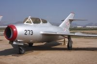 Photo: Untitled, MiG MiG-15, 273