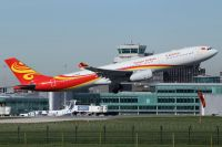 Photo: Hainan Airlines, Airbus A330-300, B-6529