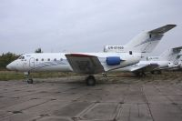 Photo: Untitled, Yakovlov Yak-40, UR-87405
