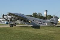 Photo: TAT - Tri-Motor Air Tours, Ford 5-AT Tri-motor, NC9645