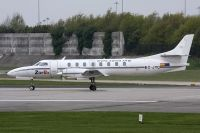Photo: Zorex, Fairchild-Swearingen SA226 Metroliner, EC-JYC