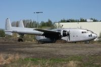 Photo: Untitled, Fairchild C-119G Flying Boxcar, N9027K