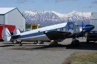 Photo: Untitled, Beech 18, N42D