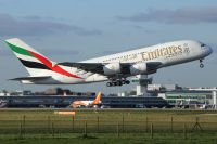 Photo: Emirates, Airbus A380, A6-EEE