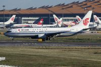 Photo: Air China, Boeing 737-800, B-5436