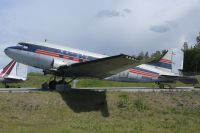 Photo: Untitled, Douglas C-47, N19906