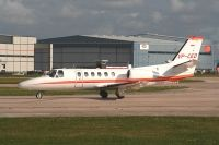 Photo: Untitled, Cessna Citation, VP-CED