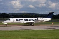 Photo: City Airline, Embraer EMB-135, SE-RAB