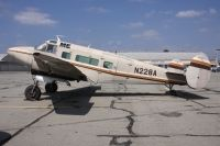 Photo: Untitled, Beech 18, N228A